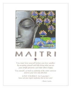 "Maitri, marker and colored pencil, 11"" x 14"", janet balboa"