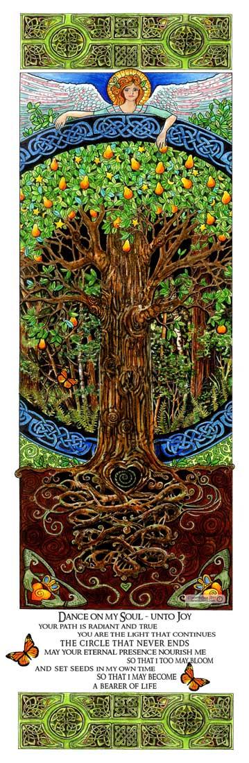 Yggdrasil tree of life